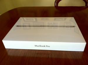 MacBook Pro with Retina Display (MBPr)